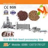 Linha de produção de flutuação da pelota da alimentação dos peixes da grande capacidade