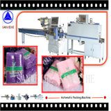 Máquina de embalaje Termoencogible automáticos (SWF-590 + SWD-2000)