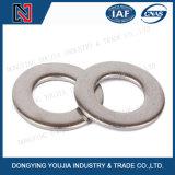 Rondelles ordinaires de l'acier inoxydable Ansib18.22.1 (SAE)