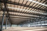 Cost bajo Steel Structure Godown a Tanzania