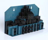 Твердость 52PCS M10X12mm люкс стальная высокая зажимая набор