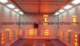 Cabina di secchezza infrarossa spruzzo/dell'alloggiamento/stanza della vernice