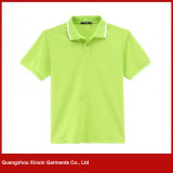 2017枚の方法デザイン卸売の人のゴルフスポーツのティーワイシャツ(P97)