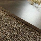 マットの表面の無作法なタイル張りの床のタイル