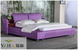 Fabricação de mobiliário de sala de estar de cama de tecido