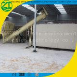 食糧のためのステンレス鋼の傾斜ねじコンベヤーか適用範囲が広いセメントの螺線形または塩または建築材料または冶金学または石炭