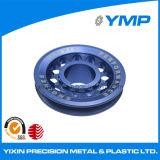 OEM y ODM aluminio CNC Auto piezas de repuesto con el color de la oxidación