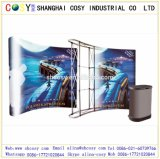 2.3*2.1M Bigtrade Pop up Stand pour montrer