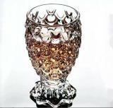 Taza de cristal del agua potable para la cristalería del té