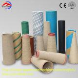 Funcionamiento sencillo/cono de tubo de papel automático de la línea de producción de la máquina del molinete