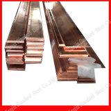 C1100 C1020 T3 T2 barra chata de cobre