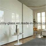 vidro pintado branco de 4-6mm para o vidro da decoração ou do edifício