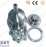 CNC 관례 기계로 가공 제조 OEM 알루미늄 축융기 부속