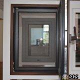 Finestra interna di inclinazione & di girata di profilo di alluminio di alta qualità, finestra di alluminio, finestra K04006