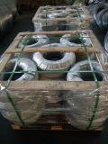 Fio galvanizado eletro do ferro/fio obrigatório galvanizado de fio do emperramento