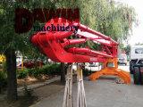 placer mettant concret de la Chine de boum d'araignée de 13m 15m 17m 18m en vente