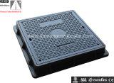 合成のWireless Rectangular Manhole Cover En124 D400 600X600mm