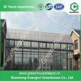 Meilleur prix de la serre couvert par le verre pour la plantation