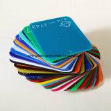 Le bleu a moulé la feuille acrylique (SDL-328)
