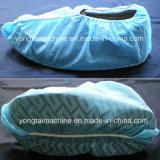 Couverture non-tissée automatique ultrasonique de chaussure de tissu faisant la machine