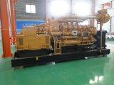 Conjunto de generador eléctrico a gas Zichai del carbón famoso de la marca de fábrica 1000kw de Shandong