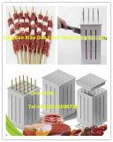 Brochette明白なBBQ肉はメーカーボックスを串刺しにする