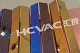 装飾的なステンレス鋼シートPVDの真空メッキ機械