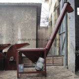 Промышленный транспортер винта большой емкости гибкий для порошка