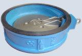 Valvola di ritenuta dell'oscillazione del disco della cialda del ghisa singola Pn16