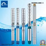 pompa sommergibile dell'acqua di pozzo profondo dell'acciaio inossidabile 6sr