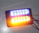 LED Grill Dash Multi jefe vehículo luz de flash de superficie