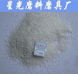 Gute Qualitätsweiße fixierte Tonerde für das Poliermittel-und Sand-Starten