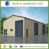 Almacén rápido de la casa prefabricada del metal de la estructura de Heya