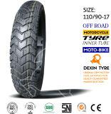 Neumático 110/90-17 Tt Tl del deporte del neumático del neumático de la motocicleta de la moto