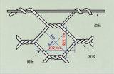 Gabion 바구니, Gabion 상자, 6각형 그물세공