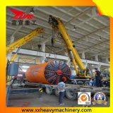 システムトンネルのボーリング機械2200mmを持ち上げる管