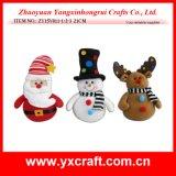 크리스마스 훈장 (ZY14Y477-1-2-3 25CM) 크리스마스 룸 훈장 크리스마스 아이 선물 아이들 선물