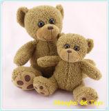Urso feito sob encomenda da peluche do luxuoso grande do urso da peluche