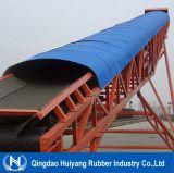 Nastro trasportatore di gomma di vendite calde di alta qualità con il servizio del nastro trasportatore del PE