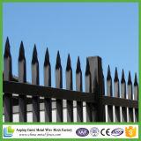 Rete fissa d'acciaio rivestita esterna della polvere nera di stile dell'Australia