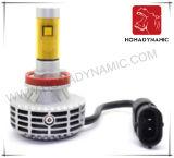 Phare chaud H8/H9/H11 de la vente DEL