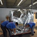 El trabajar a máquina de torneado del CNC del torno de Ck6163A