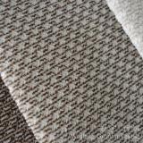 Pile courte s'assemblant le tissu de velours avec le support de T/C