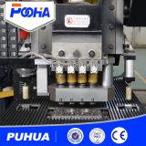 Механически машина CNC пробивая для электрической коробки