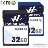 Winfos Patent Design, Hoge snelheid 32GB SDHC Card, Class10