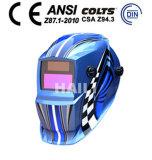 ANSI Z87.1 het de Auto Verdonkerende Helm van het Lassen/Masker van het Lassen (wh-658)