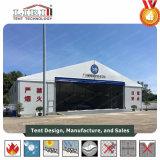 Aluminium en de Tent van de Hangaar van pvc voor Verkoop aan de Vliegtuigen van het Park