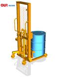 工場価格Dt400A-1の重量を量るスケールが付いている高揚力油圧ドラムトラック