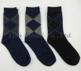 2018 Mannschafts-Geschäfts-Socken der Erwachsenen der Form-Muster-heißen verkaufenmänner