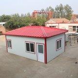 مكسب يستعمل خفيفة فولاذ تضمينيّ يصنع بناية